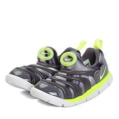 NIKE耐克2017新款NIKE DYNAMO FREE PRINT (TD)男小童毛毛虫复刻鞋834366-001
