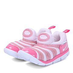 NIKE耐克2017新款NIKE DYNAMO FREE SE (TD)儿童毛毛虫复刻鞋AA7217-600