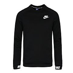 NIKE耐克2018年新款男子AS M NSW AV15 CRW FLC卫衣/套头衫861745-010