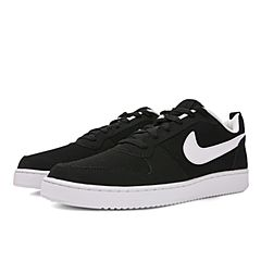 NIKE耐克2018年新款男子NIKE COURT BOROUGH LOW复刻鞋838937-010