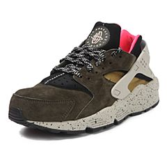 NIKE耐克男子NIKE AIR HUARACHE RUN PRM复刻鞋704830-010