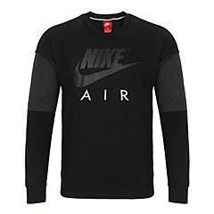 NIKE耐克男子AS M NSW CRW LS AIR卫衣/套头衫861623-010