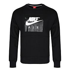 NIKE耐克2018年新款男子AS M NSW CREW AIR FLC卫衣/套头衫886051-010