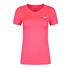Nike耐克女子AS W NP TOP SS NFSPRO紧身服938717-617