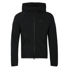Nike耐克2019年新款男子AS M NSW TCH FLC HOODIE FZ夾克928484-010