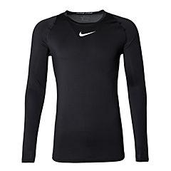 Nike耐克2018年新款男子AS M NP TOP LS FTTDPRO紧身服838082-010