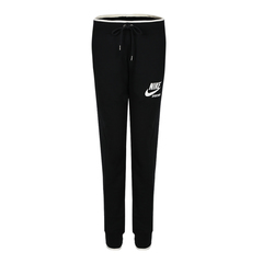 Nike耐克2018年新款女子AS W NSW TRACK PANT FLC ARCHV长裤AJ7402-010