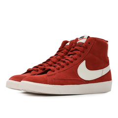 Nike耐克女子W BLAZER MID VINTAGE SUEDE?#32431;?#38795;AV9376-600