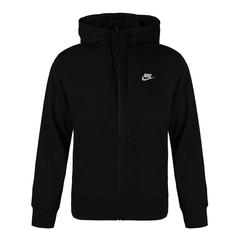 Nike耐克2019年新款男子AS M NSW CLUB HOODIE FZ FT夾克BV2649-010