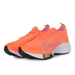 Nike耐克女子W NIKE AIR ZOOM TEMPO NEXT% FK跑步鞋CI9924-800