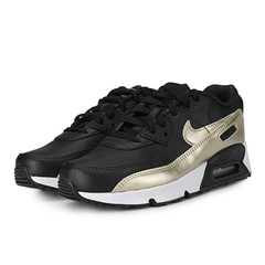 Nike耐克中性小童NIKE AIR MAX 90 LTR (PS)復刻鞋CD6867-008