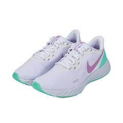 Nike耐克2021年新款女子WMNS NIKE REVOLUTION 5跑步鞋BQ3207-111