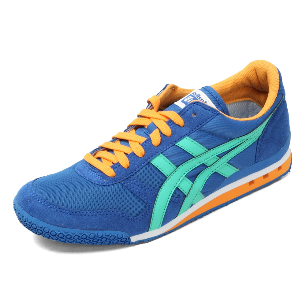 online store 03882 e74bb Onitsuka Tiger鬼冢虎MEXICO MID RUNNER系列中性休闲鞋HN201 ...