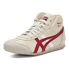 Onitsuka Tiger鬼冢虎 新款中性MEXICO Mid Runner运动休闲鞋HL328-0226