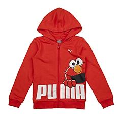 PUMA彪马新款男童芝麻街系列针织外套83671933