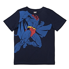PUMA彪马新款男童基础系列Superman短袖T恤83675206