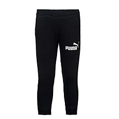 PUMA彪马新款男童基础系列ESS Large Logo Sweat Pants针织长裤83871901