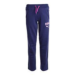 PUMA彪马2016新款女童基础系列STYLE Y Sweat Pants open针织长裤83937406