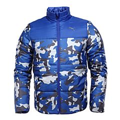 PUMA彪马新款男童基础系列ESS Padded Jacket夹棉外套83868960