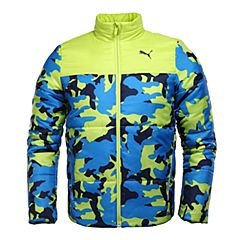PUMA彪马新款男童基础系列ESS Padded Jacket夹棉外套83868961