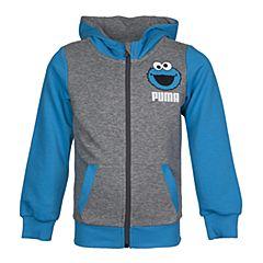 PUMA彪马男童芝麻街系列STYLE SESAME Sweat Jacket针织外套59071111