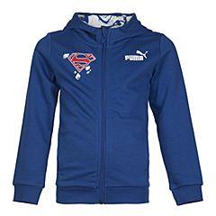 PUMA彪马2017新款男童Superman超人系列STYLE Superman Hooded Sweat针织外套59072310