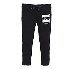 PUMA彪马2017新款男童Batman蝙蝠侠系列STYLE Batman Sweat Pants针织长裤59105901