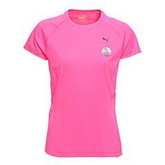 PUMA彪马 2017新款女子跑步系列短袖T恤51508003