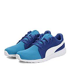 PUMA彪马2017新款男童跑步系列Carson Runner 400 Mesh PS跑步鞋18982402
