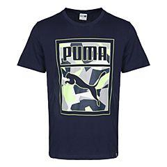 PUMA彪马 2017新款男子经典生活系列T恤57384906