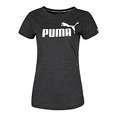 PUMA彪马2018新款女子ESS No.1 Tee Heather W基础系列T恤85120107(延续款)