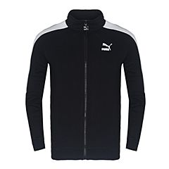 PUMA彪马 男小-大童基础系列Classic T7 Track Jacket针织夹克59372201