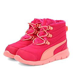 PUMA彪马 2017新款女小童Puma Bao 3 Boot Inf休闲鞋19011303