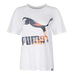 PUMA彪马 2018新款女子经典生活系列T恤57712353