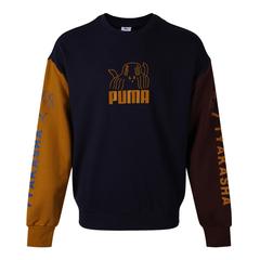 PUMA彪馬2019男子PUMA*TYAKASHA衛衣/套頭衫59556206