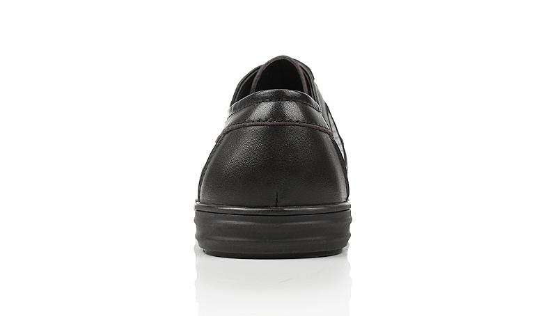 senda/森达夏季棕色牛皮男单鞋-sd 14871bk2