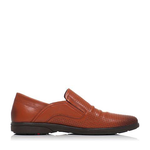 森达最新款男鞋分享展示图片
