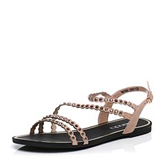Senda/森达夏季专柜同款时尚休闲女凉鞋3SS26BL7