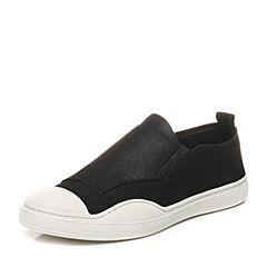 Senda/森达夏季专柜同款时尚韩版休闲舒适男单鞋1SN01BA7