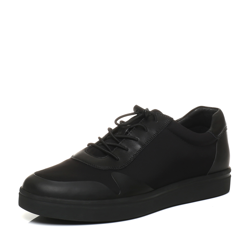 senda/森达2017秋季新款专柜同款韩版舒适男休闲鞋板鞋1lm06cm7