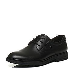 Senda/森达秋季专柜同款时尚简约舒适商务正装男鞋V2A05CM7