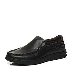 Senda/森达秋季专柜同款时尚舒适商务正装男鞋V2T01CM7