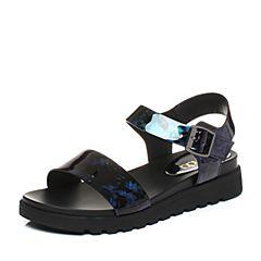 Senda/森达夏季专柜同款时尚舒适女凉鞋3CJ05BL7