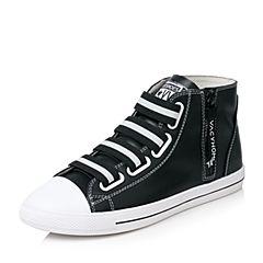 Senda/森达2017冬季新款时尚潮流女休闲单鞋韩版学生潮鞋209-1DM7