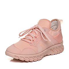 Senda/森达2018春季新款专柜同款时尚运动风女休闲鞋4AG10AM8