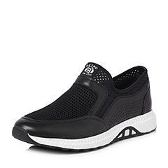 Senda/森达夏季新款专柜同款时尚韩版厚底男运动鞋V8F08BA8