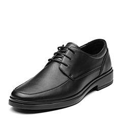 Senda/森达2019春季新款专柜同款时尚简约舒适商务男鞋1HI03AM9