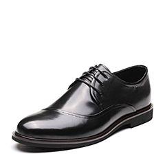 Senda/森达2019春季新款专柜同款英伦绅士商务男鞋婚鞋1DU23AM9
