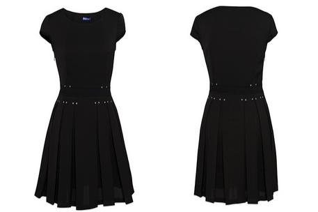 黑色衣服的搭配原则,黑色衣服怎么搭配好看?