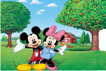 迪士尼品牌简介